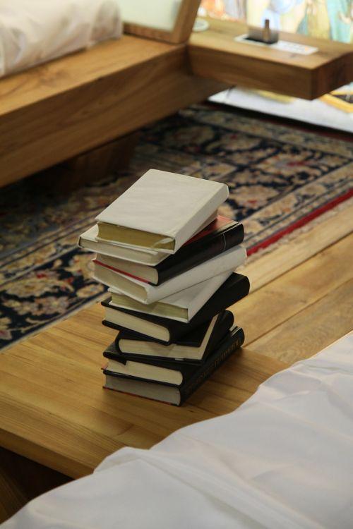 books stack book