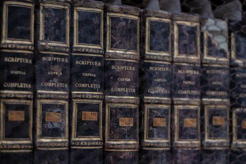 books bookshelf library