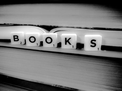 books book letter