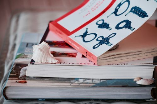 books knots sea