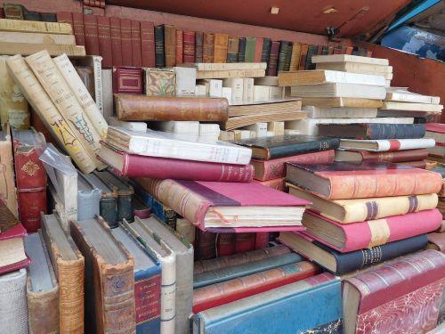books paris seine