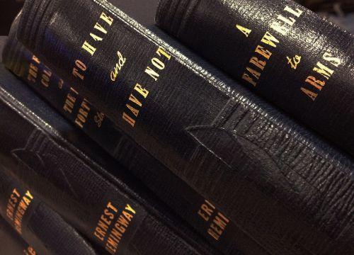 books hemingway ernest