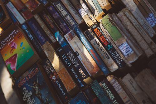 books library novel