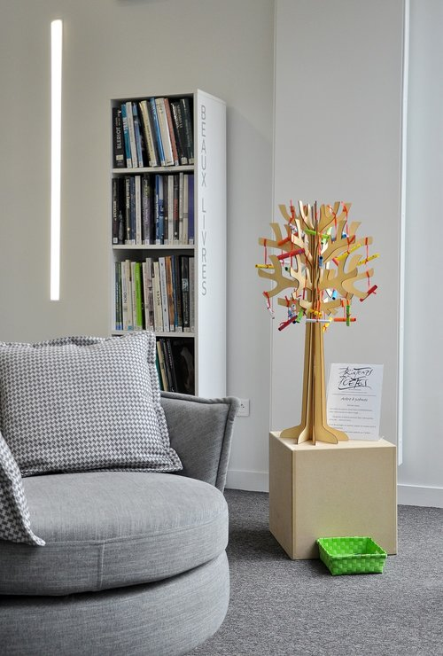 books  armchair  reading