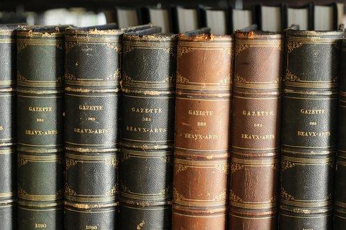books  old  bookshelf