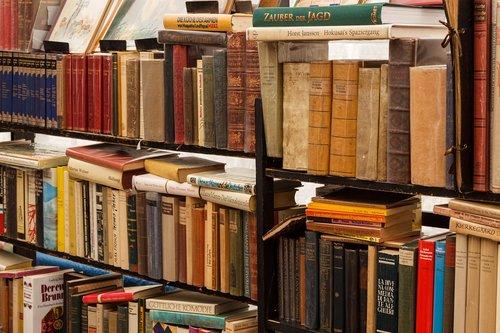 books  antiquariat  literature