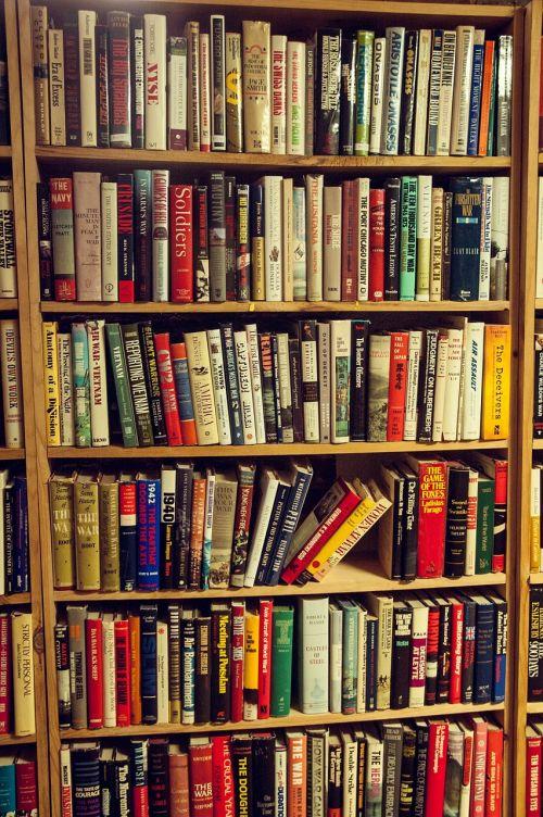 books bookshelf bookstore
