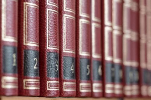 books library lexicon