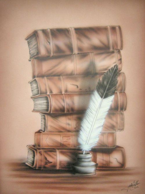 books literature author