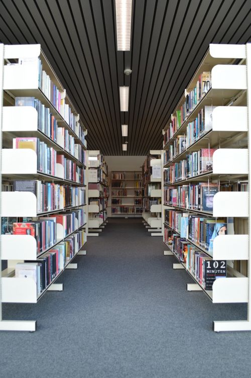 books library read