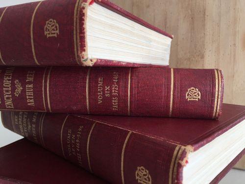 books old vintage