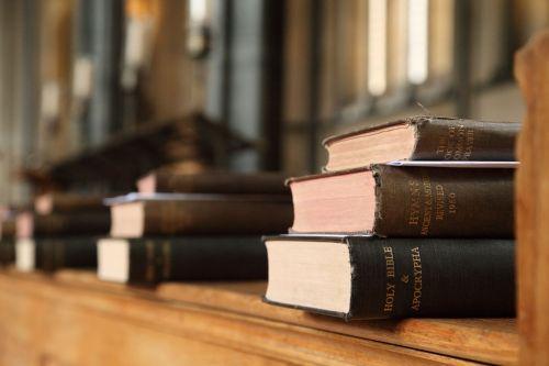 Books In Church
