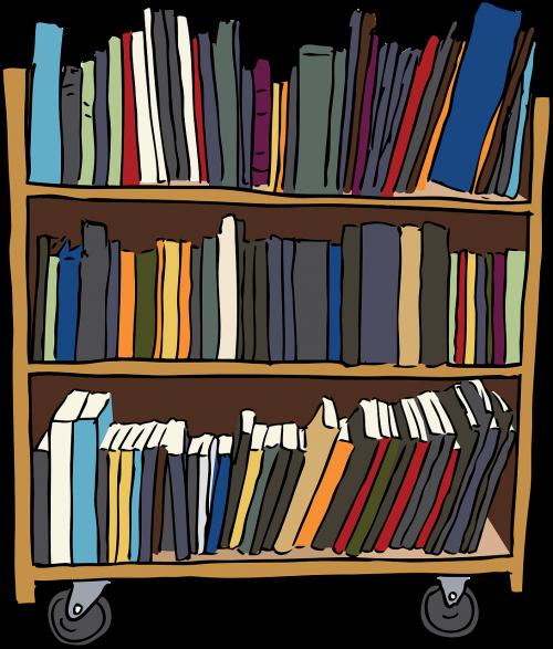 knygų lentyna,knygų spinta,baldai,lentynos,horizontalus,laikyti,organizuoti,laikyti,knygos,nemokama vektorinė grafika