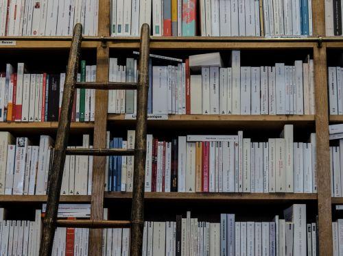 bookshop library books
