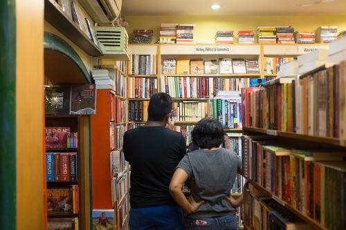 bookstore india khan market