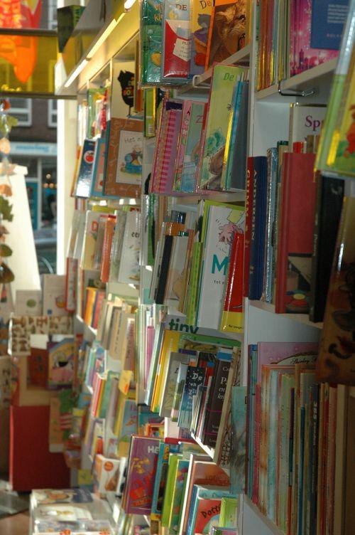 bookstore read bookcase