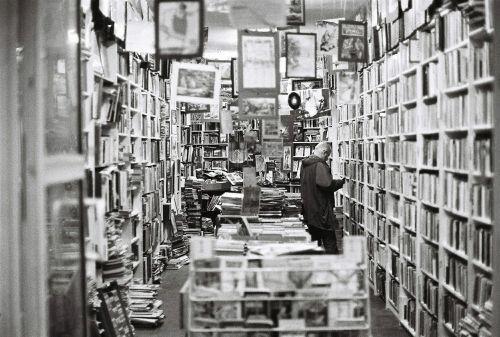 bookstore books old bookstore