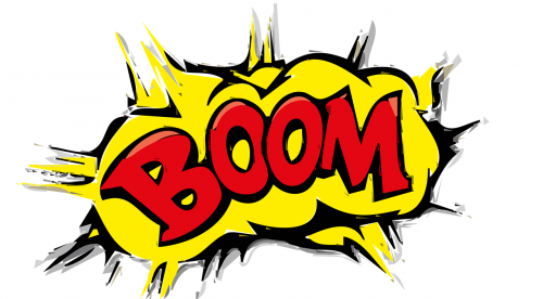 boom explosion sound