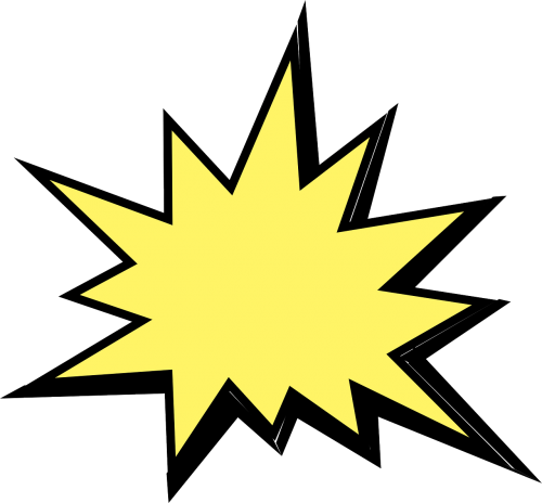 boom bang explosion