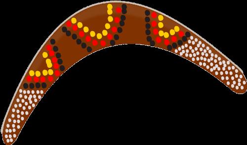 boomerang aboriginal australia