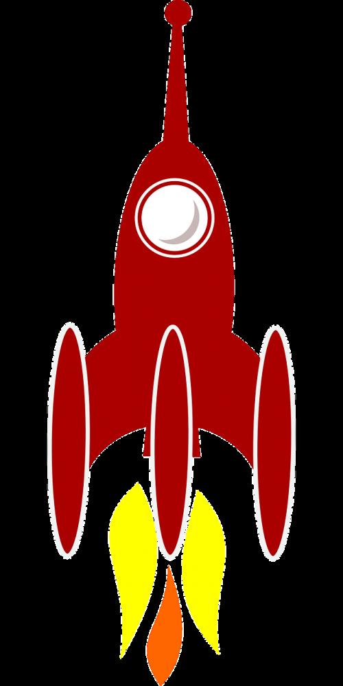 booster cosmic rocket
