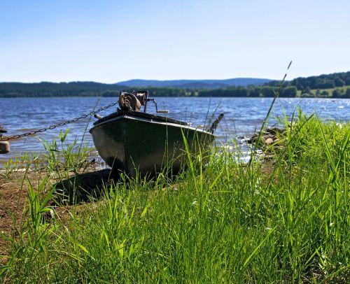 boot lake bank