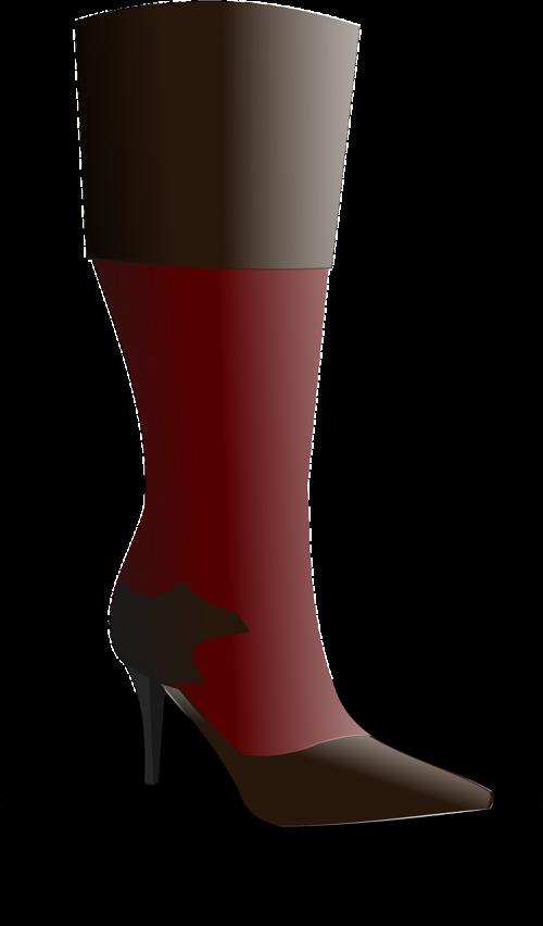 boot fashion woman
