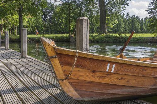 boot kahn rowing boat