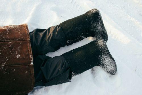 boot footwear leather