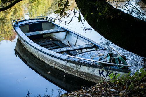 boot kahn rowing boat