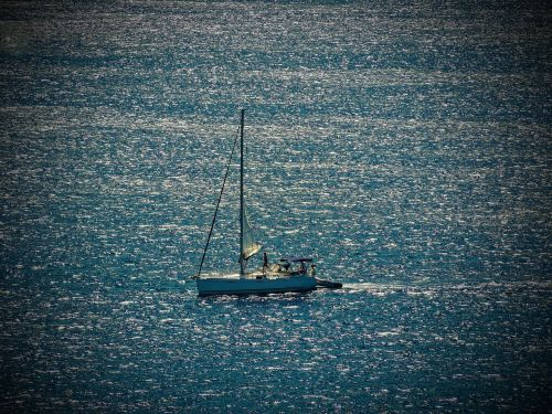 boot sailing boat water