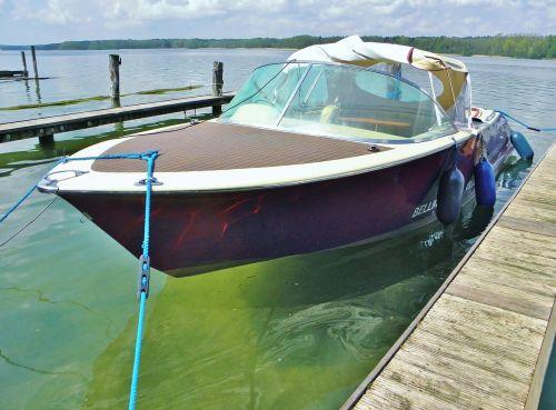 boot sport boat open