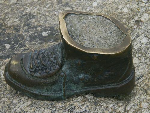 boot pilgrim fenisterre