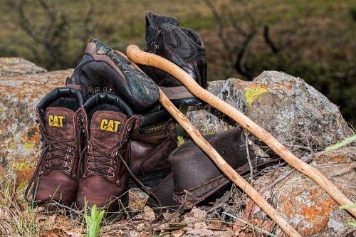 boots hiking walking