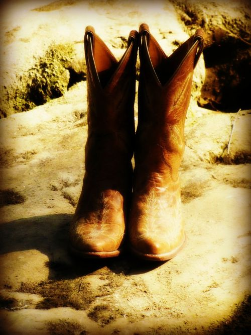 boots cowboy cowgirl