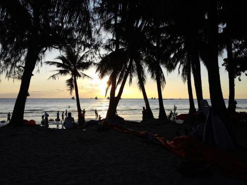 boracay beach recreation area