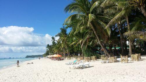 boracay beach republic of the philippines