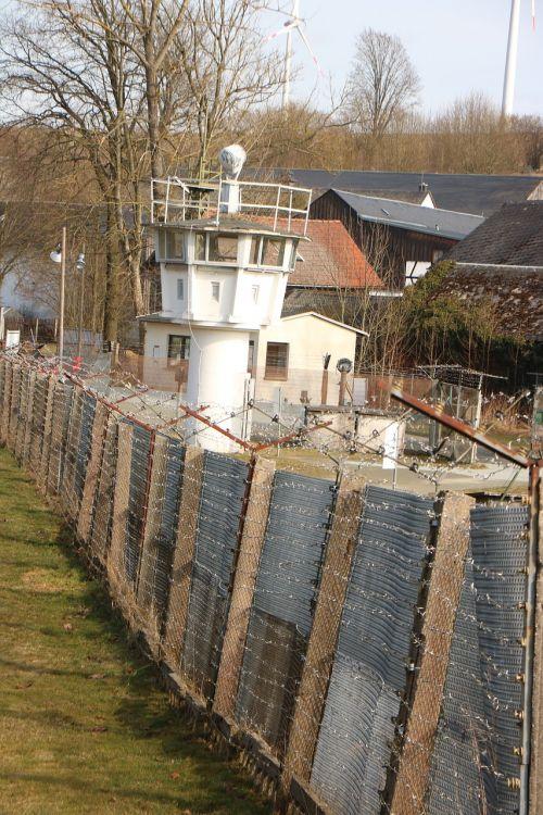 border watchtower history