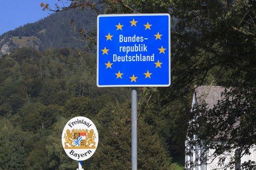 border  austria  bavaria