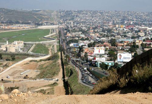 border mexico usa