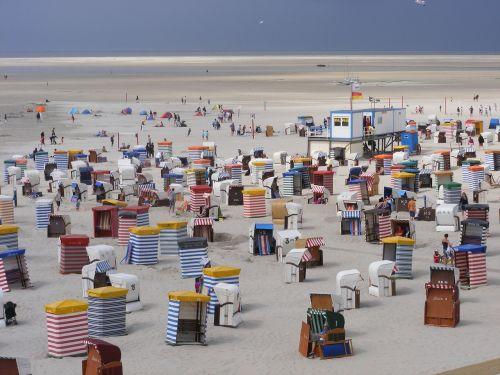 borkum beach holiday