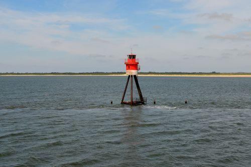 borkum daymark coast