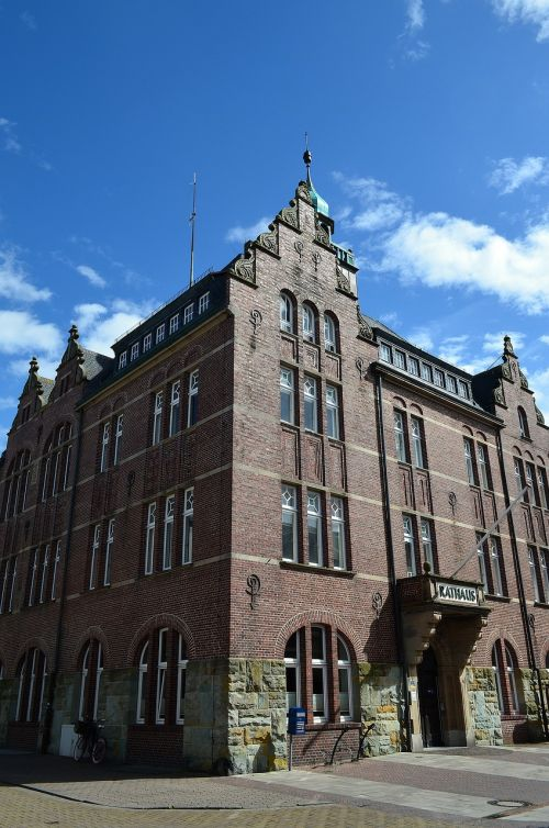 borkum island town hall