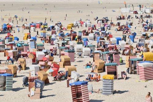 borkum  beach  vacations