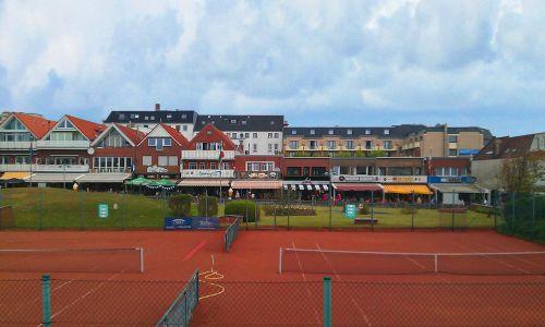 borkum commercial street tennis court