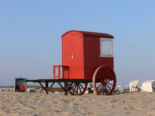 borkum beach dare