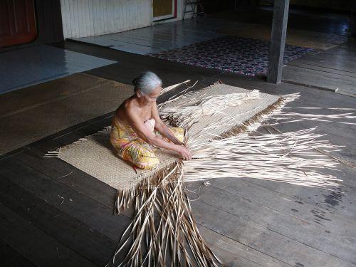 borneo longhouse malaysia