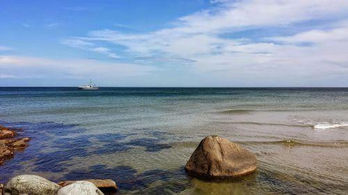 bornholm sea water