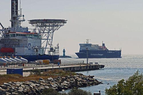 bornholm ferry ferry terminal sassnitz