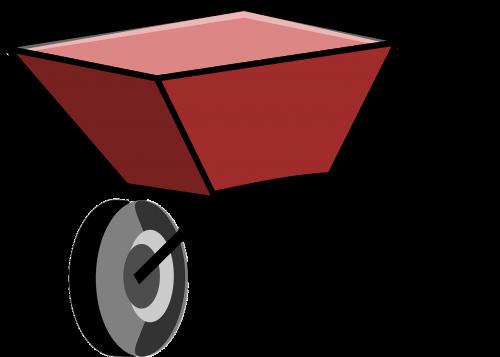 borrow hand borrow pushcart